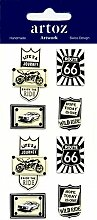 Route 66Harley Davidson Craft