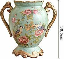 ROWOSEN Europäische Keramik vase,Chinesische