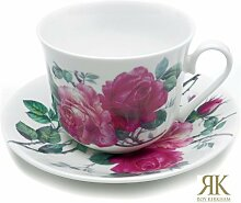 Roy Kirkham English Rose Jumbotasse ca.420 ml