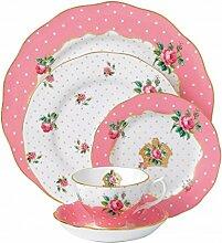 Royal Albert Cheeky Pink Tischset, 5-teilig 5-tlg.