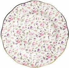 Royal Albert - Kuchenteller 'Rose