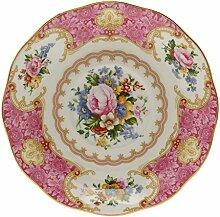 Royal Albert Lady Carlyle Brot- und Butterteller,
