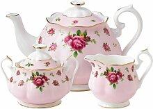Royal Albert NCRPNK25823 Modern Vintage Teekanne,