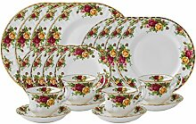 Royal Albert Old Country Roses 20 teiliges Se