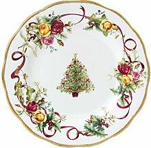 Royal Albert Old Country Roses Salatteller,