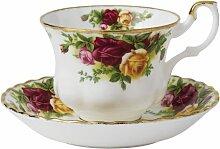 Royal Albert Old Country Roses Teetasse und