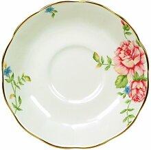 Royal Albert Teetasse, Motiv Englische Rose, 13 cm