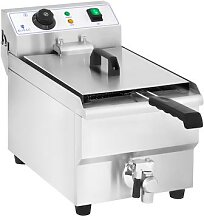 Royal Catering Elektro-Fritteuse - 10 Liter mit