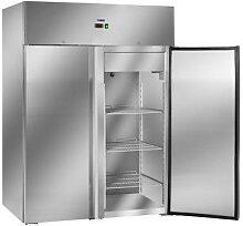 Royal Catering Gastro Kühlschrank mit zwei Türen