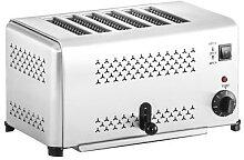 Royal Catering Gastronomie Toaster mit 6 Schlitzen
