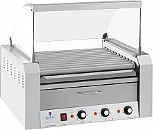Royal Catering - Hot Dog Grill Hot Dog Maschine