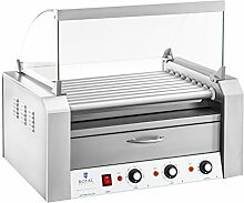 Royal Catering - Hot Dog Grill Hot Dog Maschine (9