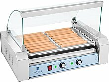 Royal Catering Hot Dog Grill Hot Dog Maschine Hot