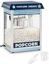 Royal Catering Popcornmaschine - blau
