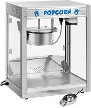Royal Catering Popcornmaschine - Edelstahl