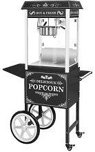 Royal Catering Popcornmaschine mit Wagen -