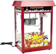 Royal Catering Popcornmaschine - rot RCPR-16E I