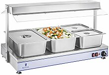 Royal Catering RCHP-120 Warmhalteplatte 2.000 W