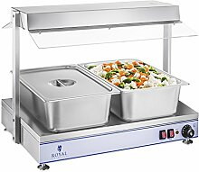Royal Catering RCHP-70 Warmhalteplatte Heizplatte