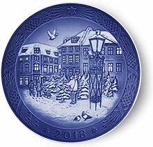 Royal Copenhagen 1024792 Xmas Plate Series RC