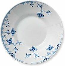 Royal Copenhagen - Elements Blau Suppenteller tief