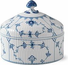 Royal Copenhagen - Musselmalet Gerippt Bonbonniere