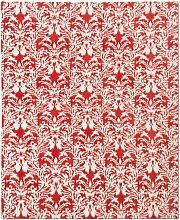 Royal Damask Teppich in Rot von Knots Rugs