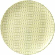 Royal Doulton-Platte 32,5cm Pastells, Melamin,