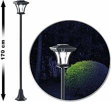Royal Gardineer Solarlampe Garten: