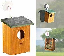 Royal Gardineer Vogelhäuschen: Fenster-Nistkasten