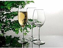 ROYAL LEERDAM 3 Tassen le vin CL41 Glas Weinglas und Kelch