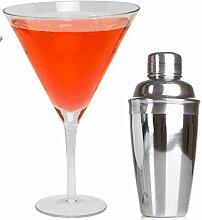 Royal Lush Martini-Cocktailglas, 760 ml