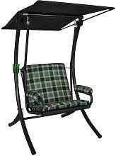 Royal Singleschaukel (1,5-Sitzer) Design Rio grün