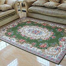 Royal Style Teppich Wohnzimmer Couchtisch Mat Schlafzimmer Außen-Decken-Bett ( größe : 160x230cm )