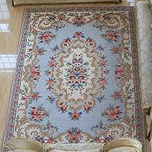 Royal Style Teppich Wohnzimmer Couchtisch Mat Schlafzimmer Außen-Decken-Bett ( größe : 90x140cm )