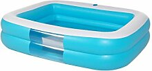 Royalbeach Jumbo Pool rechteckig blau