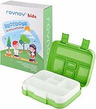 roynoy | Brotdose Kinder | mit Trennwand | Bento