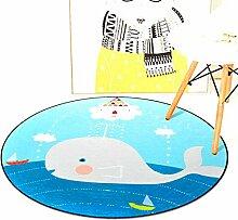 RR-CZY Teppiche Wohnzimmer Modern, Kinderzimmer