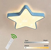 RREN LED Deckenleuchte, 5cm Ultradünne Kreative