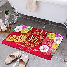 RRight! Türmatte Türmatte Chinese The Pig Year