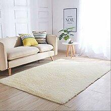 RSZHHL Teppich hochwertige Seide Teppich