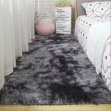 RSZHHL Teppich Nordic Wohnzimmer Teppich