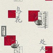 RT Papier Tapete Kollektion Aqua Deco, mehrfarbig, 830811