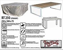 RT250 Schutzhülle für rechteckige Gartentisch,
