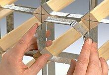 RTA extend-a-rack 6Holz Clip Weinregal, an System