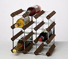 Rta From Samuel Groves Weinregal für 12 Flaschen,