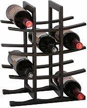 RTA La Pagode Weinregal für 12 Flaschen, Bambus,