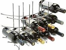 RTA La Pagode Weinregal für 15 Flaschen, Metall,
