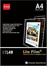 rtl49–A4x 100Blatt für jeden Inkjet &