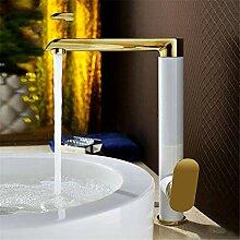 RTTGOR Wasserhahn Küchenarmatur Waschbecken